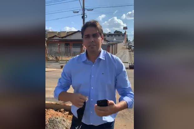 Câmeras flagraram assassinato de candidato a vereador em Patrocínio