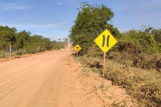 Bolsonaro veta recurso para pavimentação da BR-367, obra que lançou em dezembro